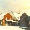 IJsselstein huis aan de Overtoom o o p 20x20cm 2003