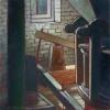 IJsselstein interieur molen o o p 20x20cm 2010