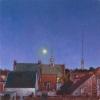 IJsselstein Vallende avond o o p 20x20cm 2010