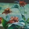 Stilleven met bloemen o o l 35x40cm 2001