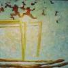 L'Arc de triomphe o o l 60x60cm 2006
